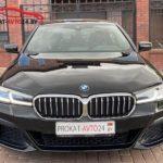 Прокат BMW 5 серия G30 2021 г