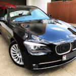 Прокат BMW 7-серии в Минске на сутки и длительный срок