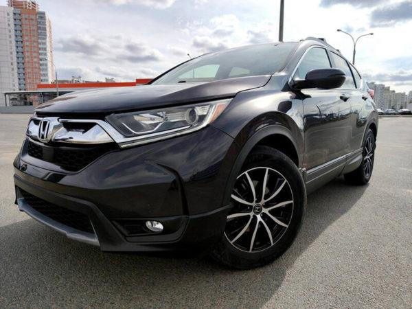 Прокат Honda CR-V 2017