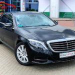 Прокат Mercedes-Benz S class W222 в Минске