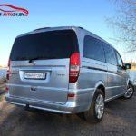 Прокат микроавтобуса Mercedes Viano на свадьбу в Минске