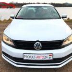 Прокат Volkswagen Jetta 2015 на сутки и длительный срок