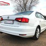 Прокат VW Jetta в Минске с водителем