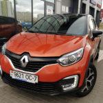 Renault Kaptur 20 2018