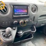 Renault Master фото панели приборов