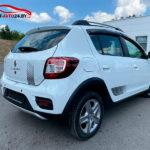 Renault Sandero аренда в Минске