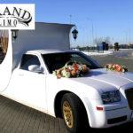 Ретро авто Chrysler 300C на праздник