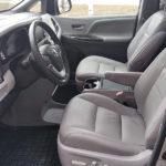Toyota Sienna фото салона внутри