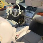 Toyota Solara фото панели приборов