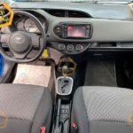 Toyota Yaris 2016 фото панели приборов