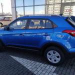 Внедорожник Hyundai Creta 2021