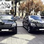 Внедорожник Mercedes GL-class на прокат