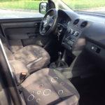 Volkswagen Caddy фото панели приборов