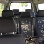 Volkswagen Caddy фото салона внутри