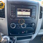 Volkswagen Crafter фото панели приборов