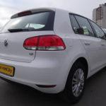 Volkswagen Golf 6 2012