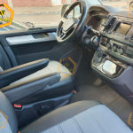 Volkswagen Multivan фото панели приборов