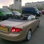 Volvo c70 кабриолет