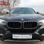 Взять напрокат BMW X6 для свадебного кортежа