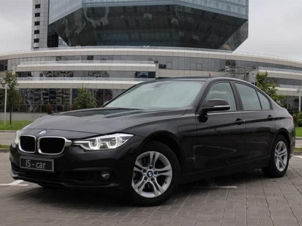 Аренда BMW 318 2018