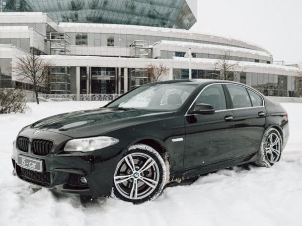 Аренда BMW 528i 2016