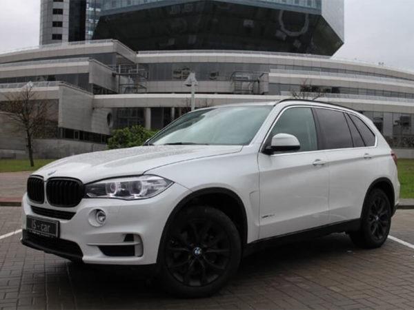 Аренда BMW X5 Premium 2016