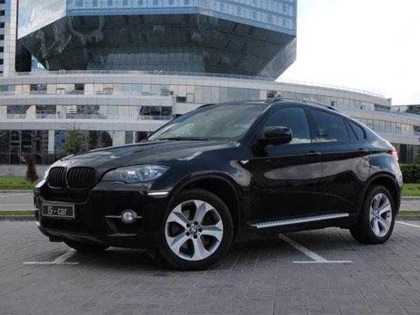 Аренда BMW X6
