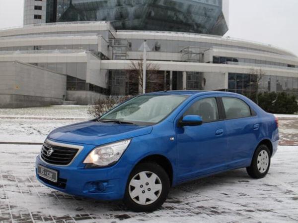 Аренда Chevrolet Cobalt (Ravon R4) 2018
