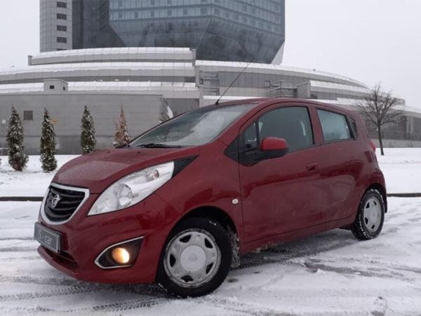 Аренда Chevrolet Spark 2018