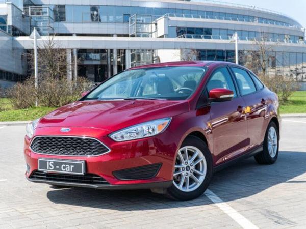 Аренда Ford Focus 2018