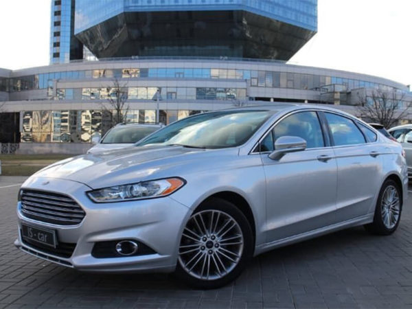 Аренда Ford Fusion 2016