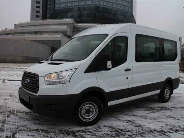 Аренда Ford Transit Middle 2016