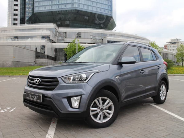Аренда Hyundai Creta 2020