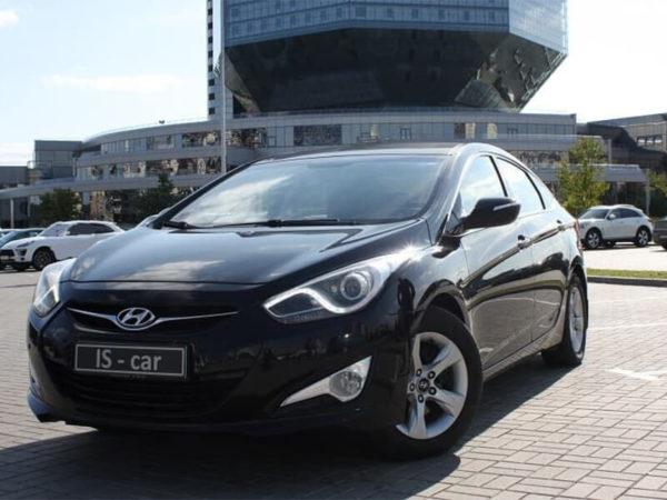 Аренда Hyundai i40 2015