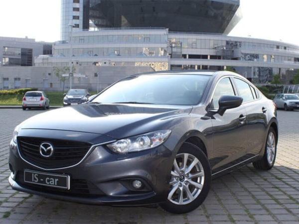Аренда Mazda 6 2015