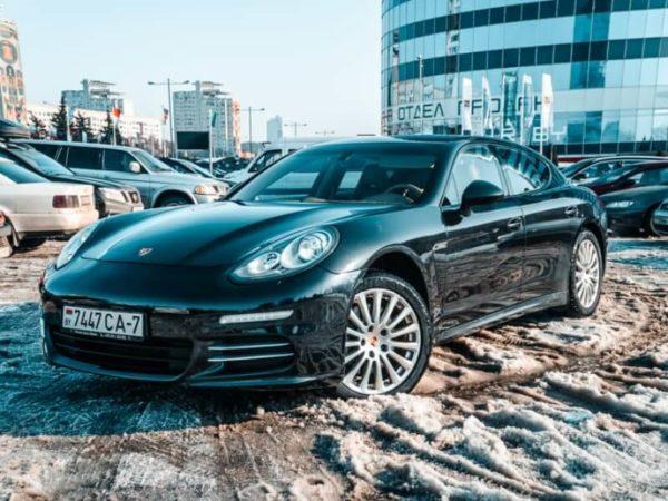 Аренда Porsche Panamera 2014