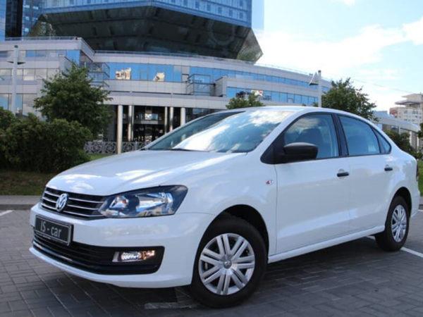Аренда Volkswagen Polo 2020