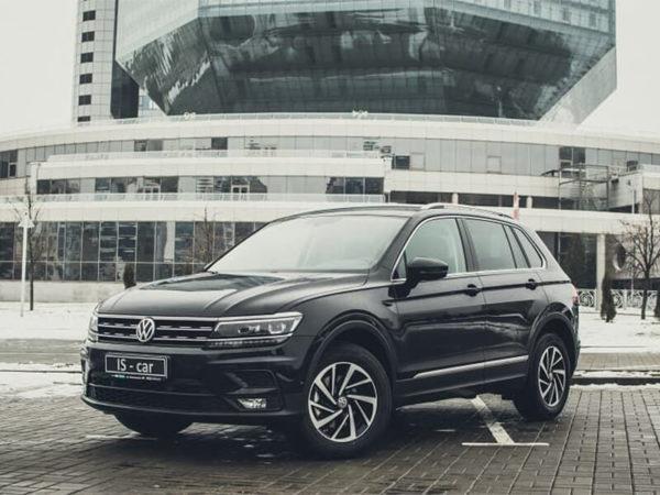 Аренда Volkswagen Tiguan 2018