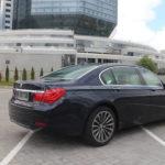 BMW 730 2012 АКПП