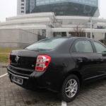 Chevrolet Cobalt (Ravon R4) 2018 АКПП черный