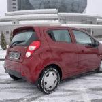 Chevrolet Spark 2018 АКПП
