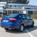 Ford Fiesta Sedan 2017 АКПП