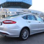 Ford Fusion 2016 АКПП