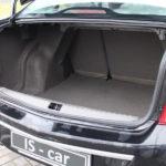 Фото багажника черного Chevrolet Cobalt (Ravon R4) 2018