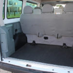 Фото багажника Ford Transit Middle 2013
