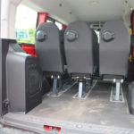 Фото багажника Ford Transit Middle 2016 red