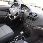 Фото панели приборов Chevrolet Aveo (Ravon R3) 2021