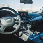 Фото салона Audi A7 2013