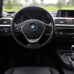 Фото салона BMW 318 2018
