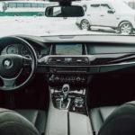 Фото салона BMW 528i 2016